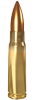 Full Metal Jacket Pointed Bullet Soft Core