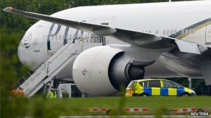Stansted Aircraft Scare
