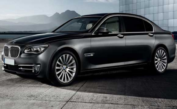 BMW 7 Series Armoured