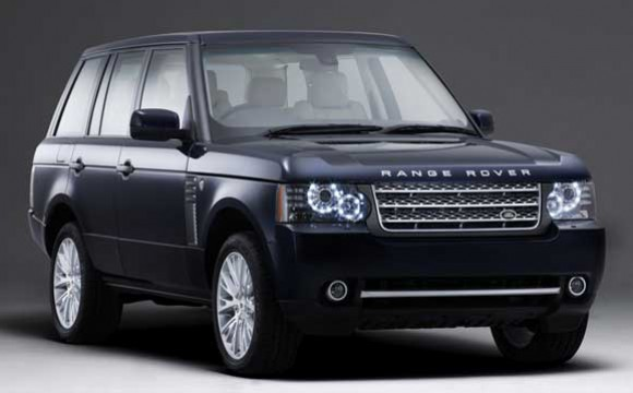 Range Rover Armoured