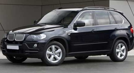 BMW X5 Armoured Security