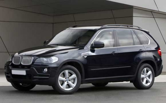 New BMW X5 Security Armoured