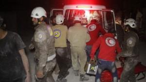 Airstrike On Idlib