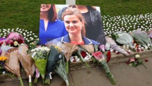 Tributes To Jo Cox