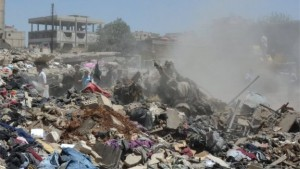 Bomb In North East Syria