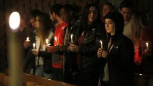Ohio Attack Vigil