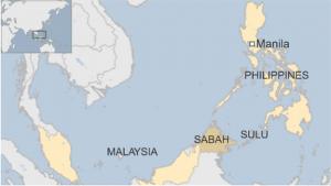 Philippines Sulu Malaysia