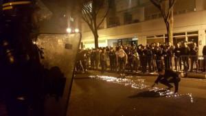 Paris Protesters