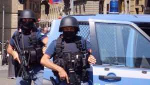 Police Raids In Venice