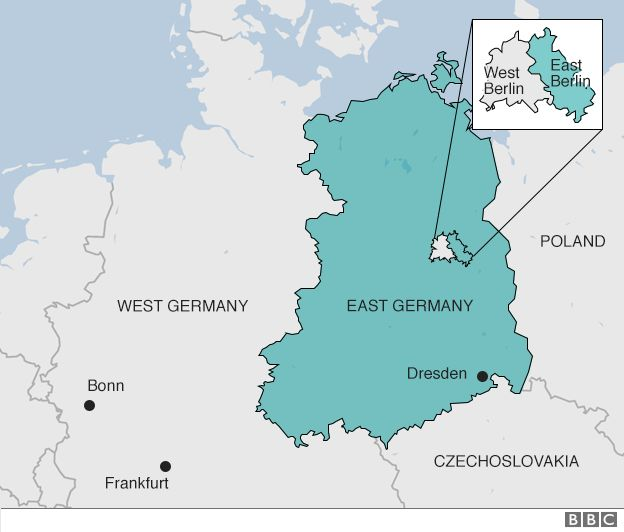 Study Claims 327 Died At The East German Border Armoured