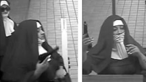 'Nun' Bank Robbers