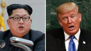 President Trump And KIm Jong-un