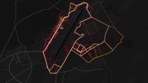 Fitness App Map