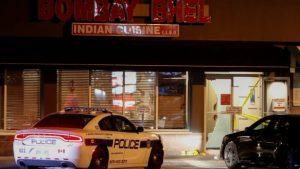 Canada Restaurant Bomb