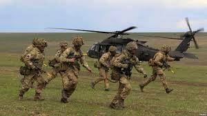 UK Army