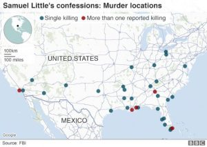 Us Serial Killings