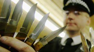 Rise In Stabbings