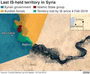 Is Last Territory Syria
