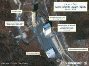 North Korea Missile Site