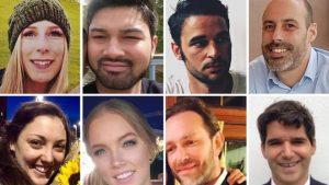 London Bridge Attack Victims