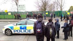 Police At Schools
