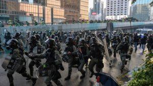 Hong Kong Clashes