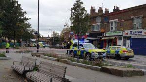 Police Tottenham