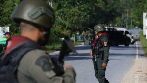 Thailand Attack
