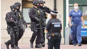 Royal Sussex Hospital Stabbing