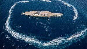 Mock US Carrier