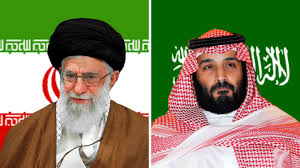 Iran & Saudi Leaders