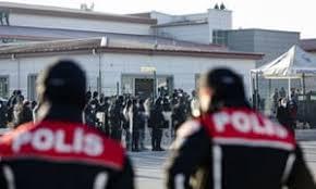 Turkish Prisoners