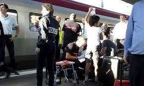 France Train Attack 2015