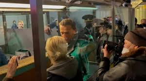 Navalny Arrested